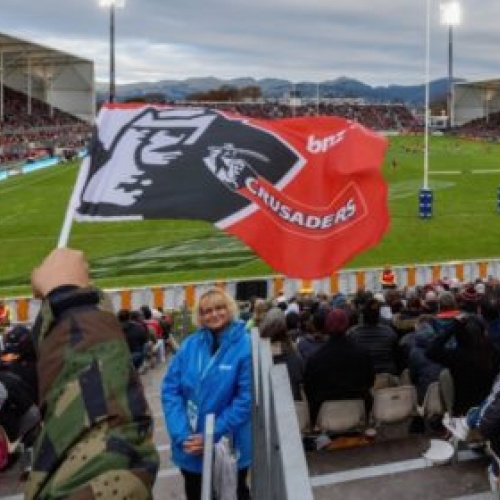Crusaders Flags 1