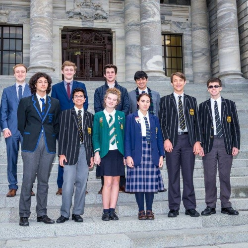 Debating Russell McVeagh NZ Champs