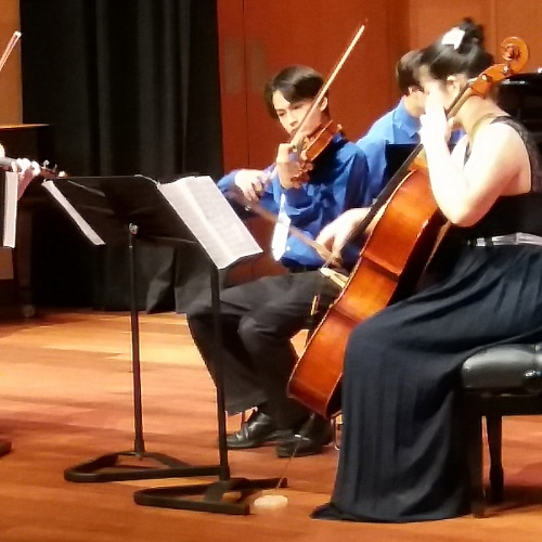 Justin Hodges Chamber Music