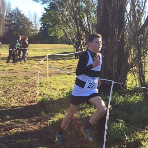 Cross Country Sam Idiens