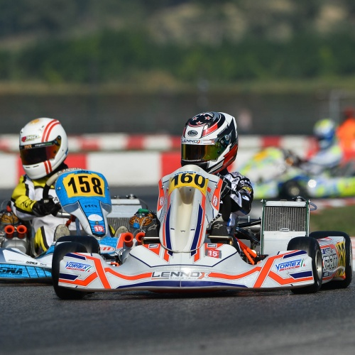 Jacob Douglas Karting 3