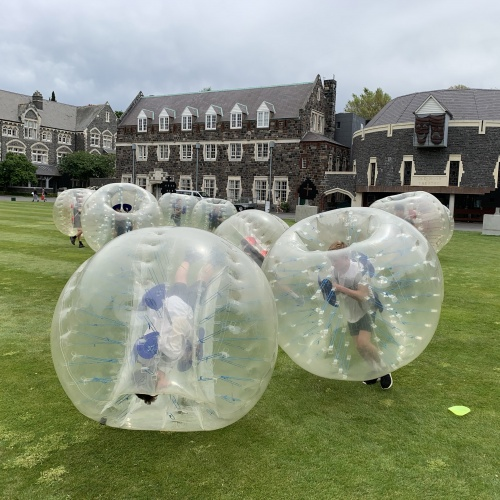 Junior Round Square Day Zorb 1