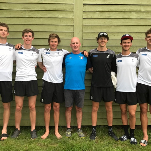 NZ Junior Rowing Team 3
