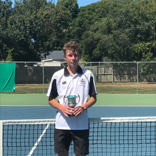 Tennis Will Schneideman 1
